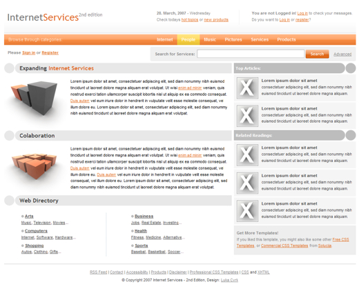 Internet Services - 2nd Edition Layout 1
